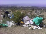 Waste Plastic Papers (Naivasha-Dumping site field tour)